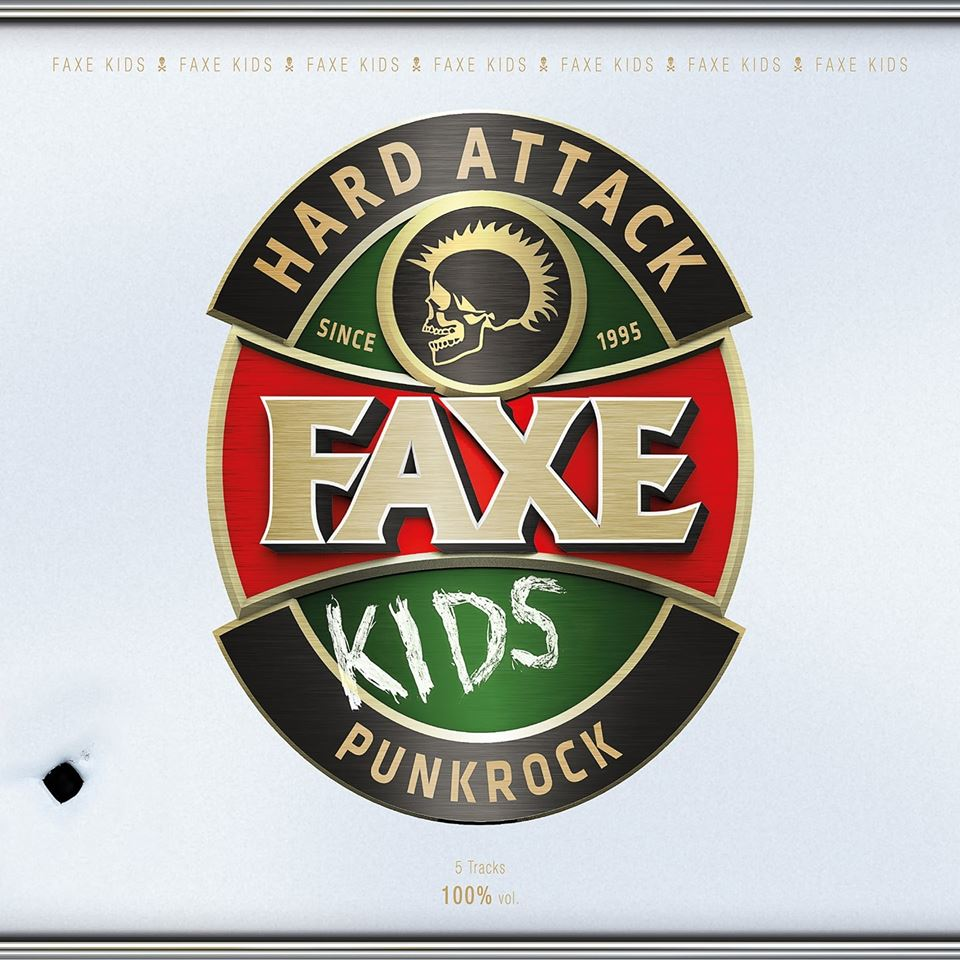 Hard Attack - Faxe Kids (2017)
