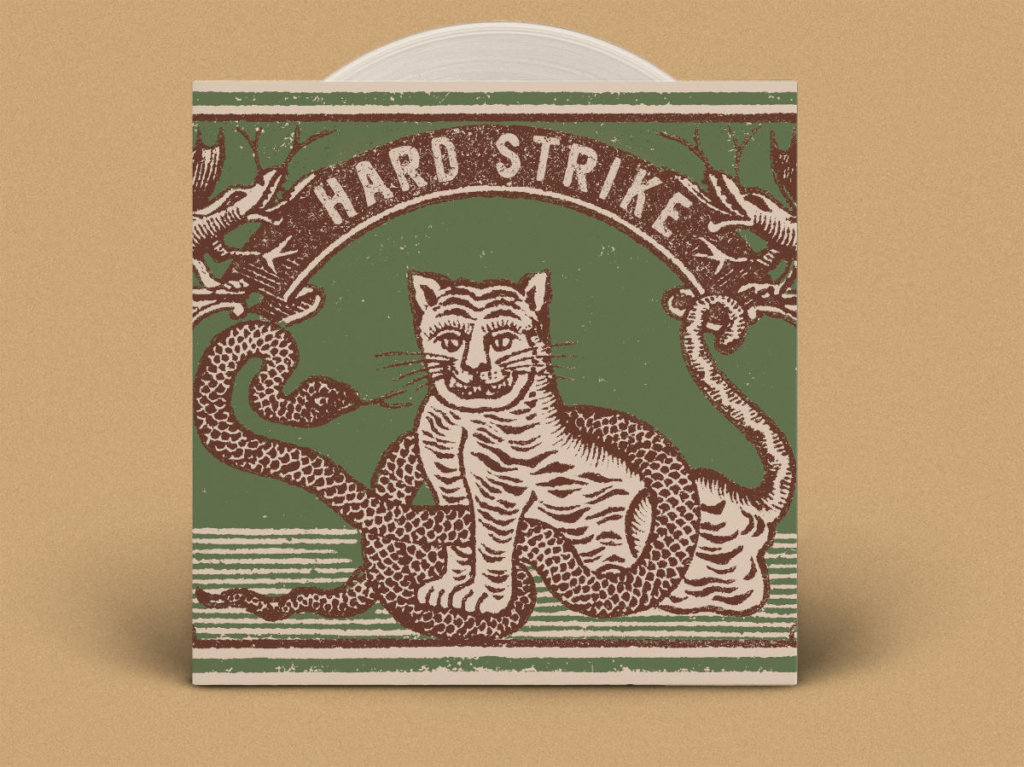 Hard Strike - The Conflict (...And Other Songs For Liberation) (2020)