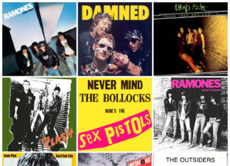 Hardcore-Punk-Alben aus dem Jahr 1977