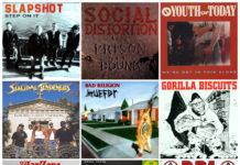 Hardcore-Punk-Alben aus dem Jahr 1988
