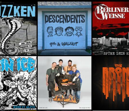 Hardcore-Punk-Releases im Sommer 2021