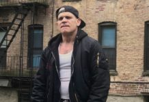 Harley Flanagan (Cro-Mags, 2020, Bild by Laura Lee Flanagan)