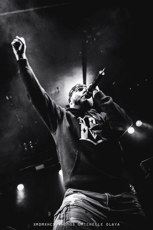 Hatebreed (Photo by Michelle Olaya)