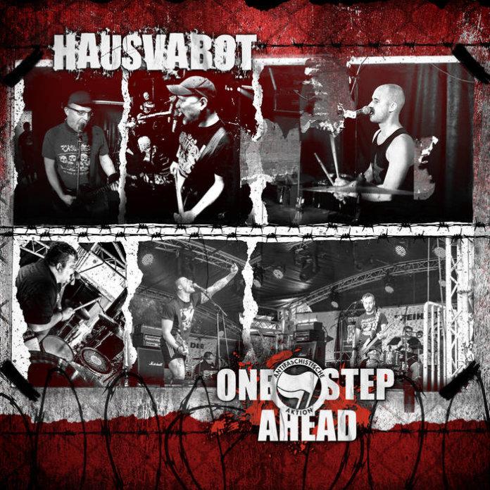 Hausvabot / One Step Ahead - Split EP (2020)