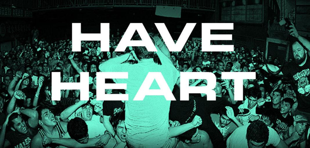 Have Heart werden zehn Jahre nach ihrer Auflösung vier einmalige Shows in den USA, England und Deutschland spielen.