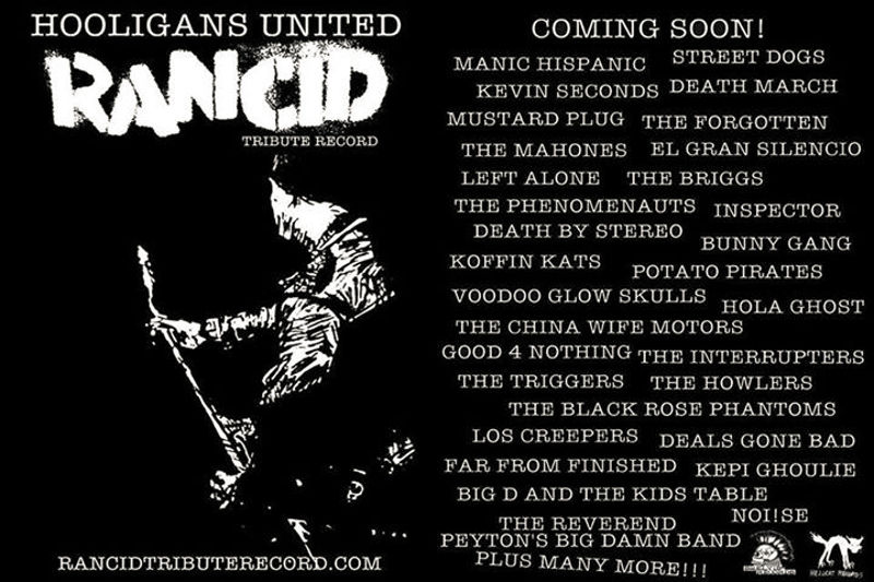 Hooligangs United -Rancid Tribute