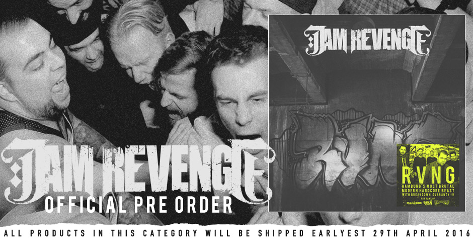 I Am Revenge - Beatdown Hardwear
