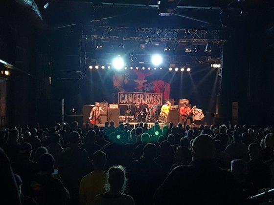 Cancer Bats, 1 - 12.11.2019 - Arena, Wien