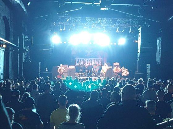 Cancer Bats, 2 - 12.11.2019 - Arena, Wien