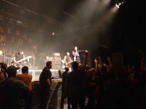 Comeback Kid 1 - 12.11.2019 - Arena, Wien