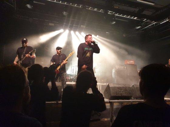 Comeback Kid 4 - 12.11.2019 - Arena, Wien