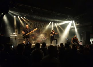 Sick Of It All - 12.11.2019 - Arena, Wien