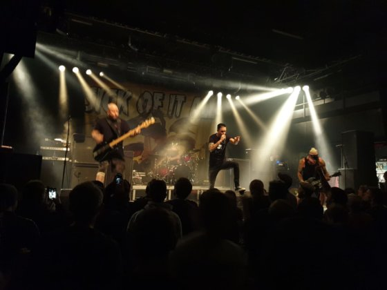 Sick Of It All - 12.11.2019 - Arena, Wien