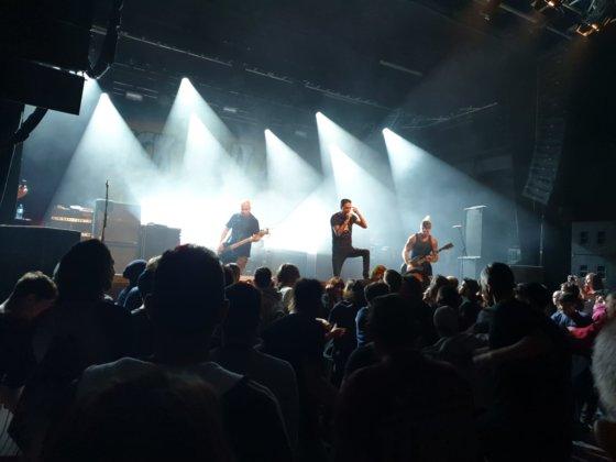 Sick Of It All, 4 - 12.11.2019 - Arena, Wien