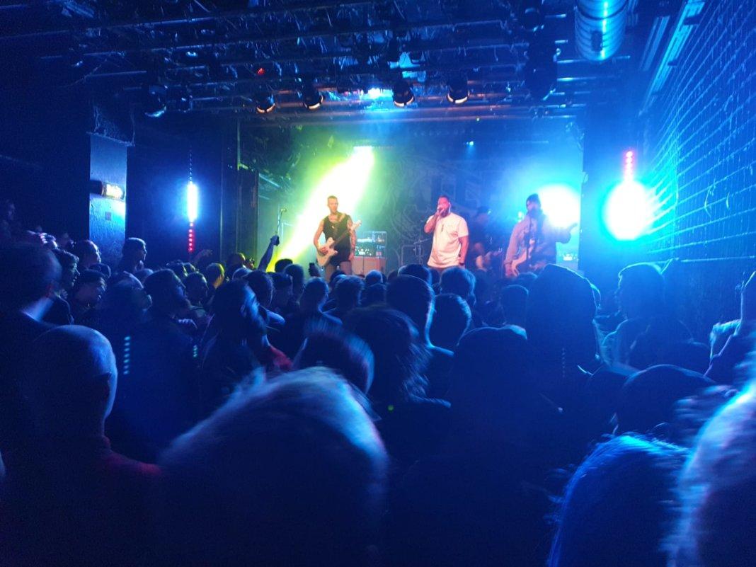 Lionheart (1) - 20. November 2019 - Flex, Wien