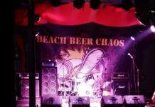 Beach Beer Chaos 2019 in spanischen Badalona