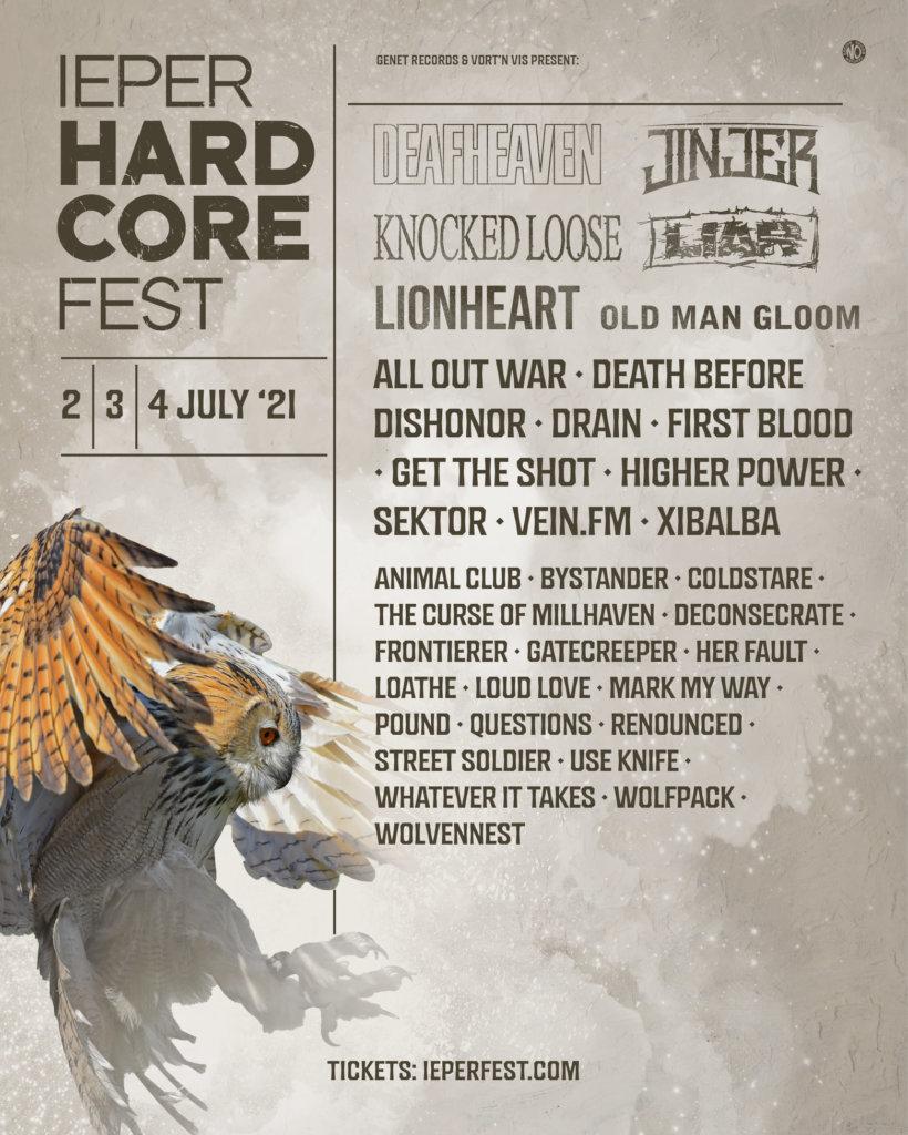 Ieper Hardcore Fest 2021