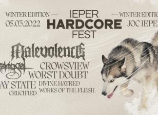 Ieper Hardcore Fest - Winter-Edition 2022
