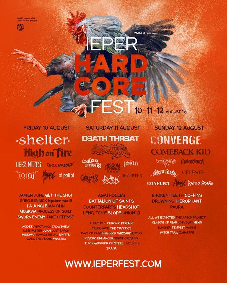 Ieperfest 2018