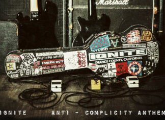 Ignite - Anti-Complicity Anthem (2021)