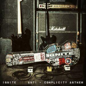 Ignite - Anti-Complicity Anthem (2021, Artwork)