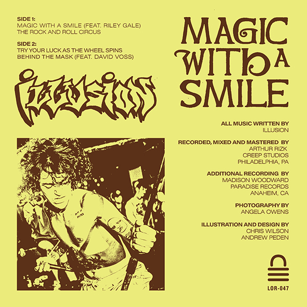 Illusion - Magic With A Smile