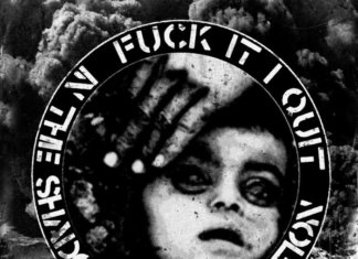 In The Shadow Of Extinction - Fuck It I Quit