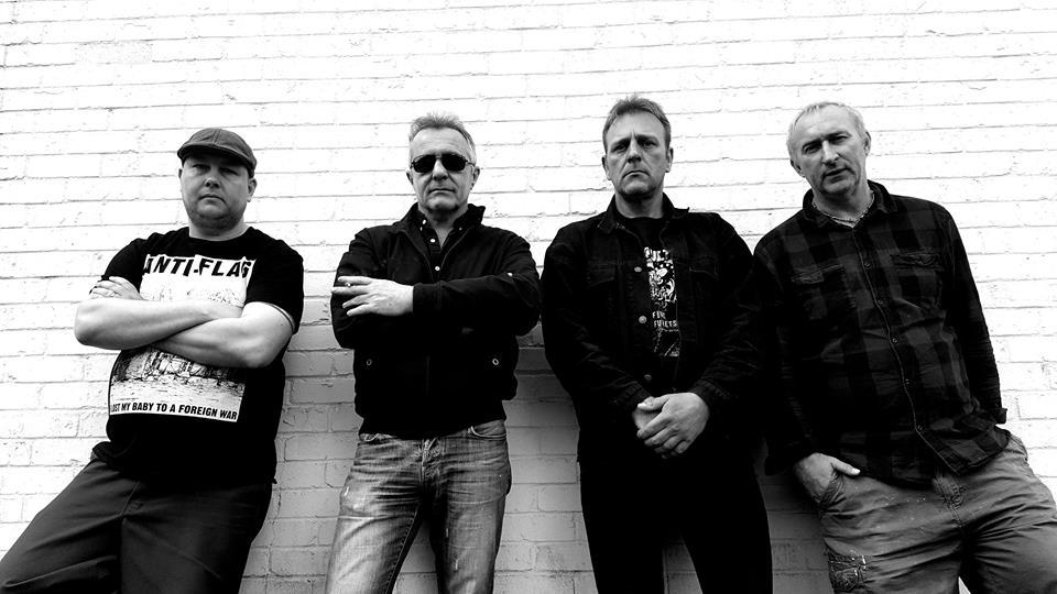 Infa Riot UK Punk Band