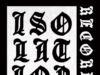 Isolation Records - Isolation Rec. - Evil Greed