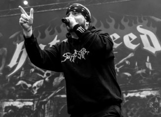 Jamey Jasta mit Hatebreed (Photo by Kuckucks Artwork)