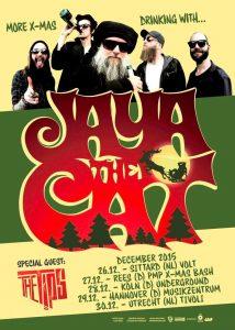 Jaya The Cat - The Tips - Tour 2016