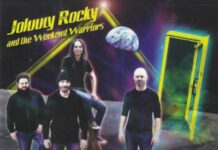 Johnny Rocky and the Weekend Warriors - Call Me (2021)