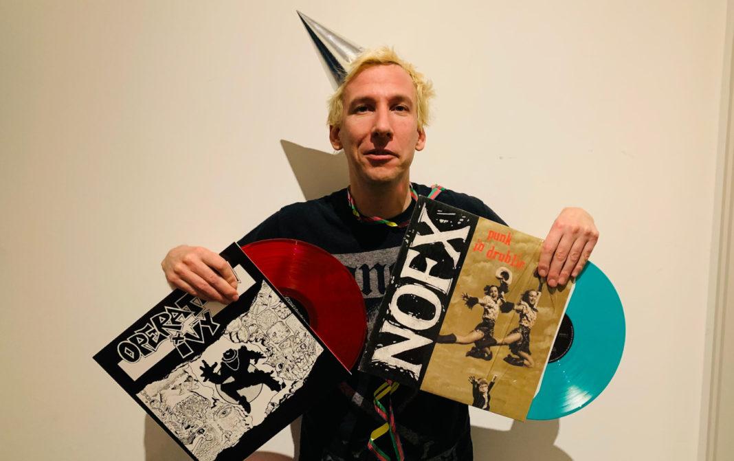 Joshi von ZSK und seine '10 Records Worth To Die For'