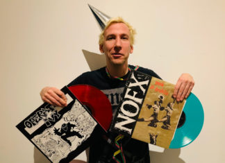 Joshi von ZSK und seine '10 Records Worth To Die For'