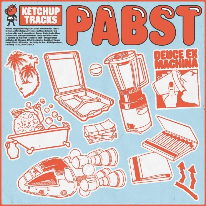 Pabst – Deux Ex Machina (2020)