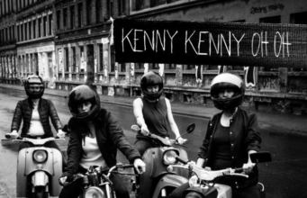 Kenny Kenny Oh Oh - I Will Not Negotiate (2018)