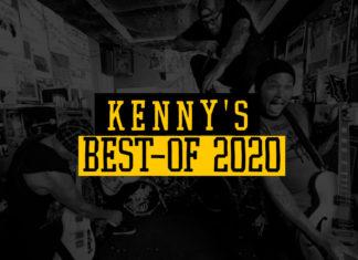 Kenny's Jahresrückblick 2020 (Bild zeigt die Band Get Dead)