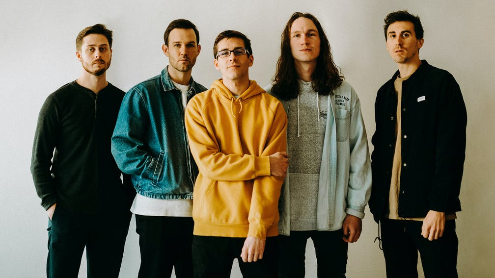Knuckle Puck (Photo by Anam Merchant, 2020)