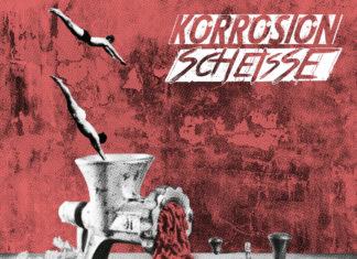 Korrosion-Scheisse Split (2020)