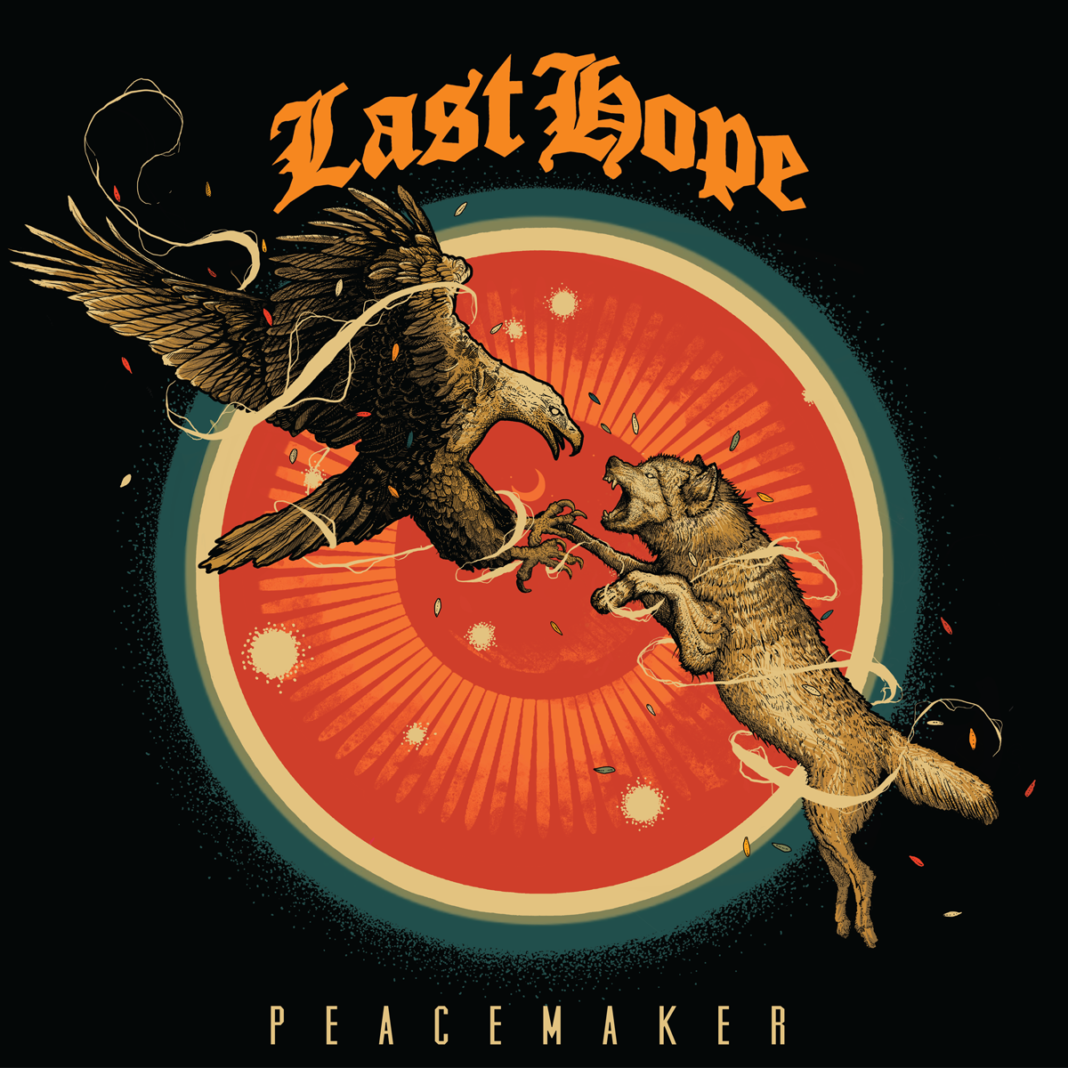 Last Hope - Peacemaker, Cover