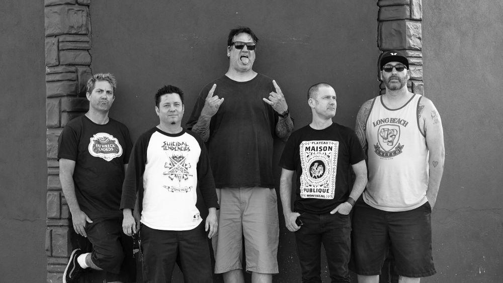 Lagwagon - Punk Band - Pressebild by Joe Leonard