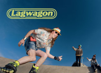 Lagwagon - Railer (2019, Cover-Artwork)