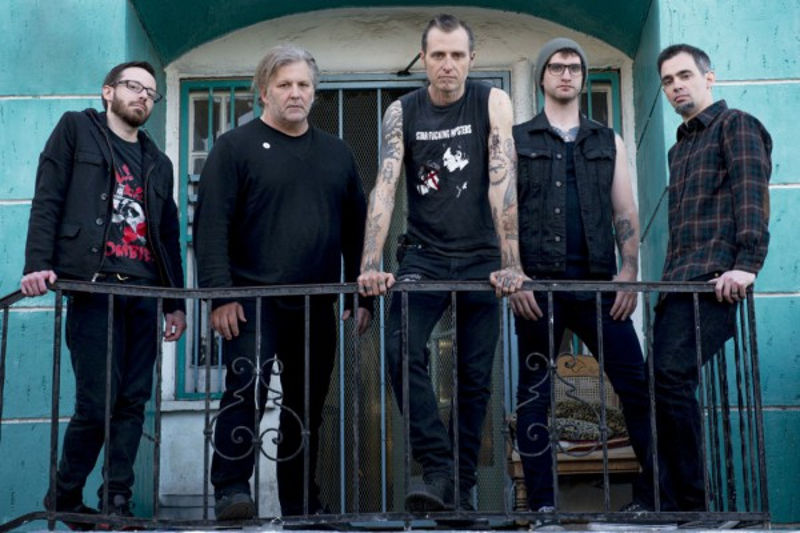 Leftover Crack Band | Photo by Ash Thayer