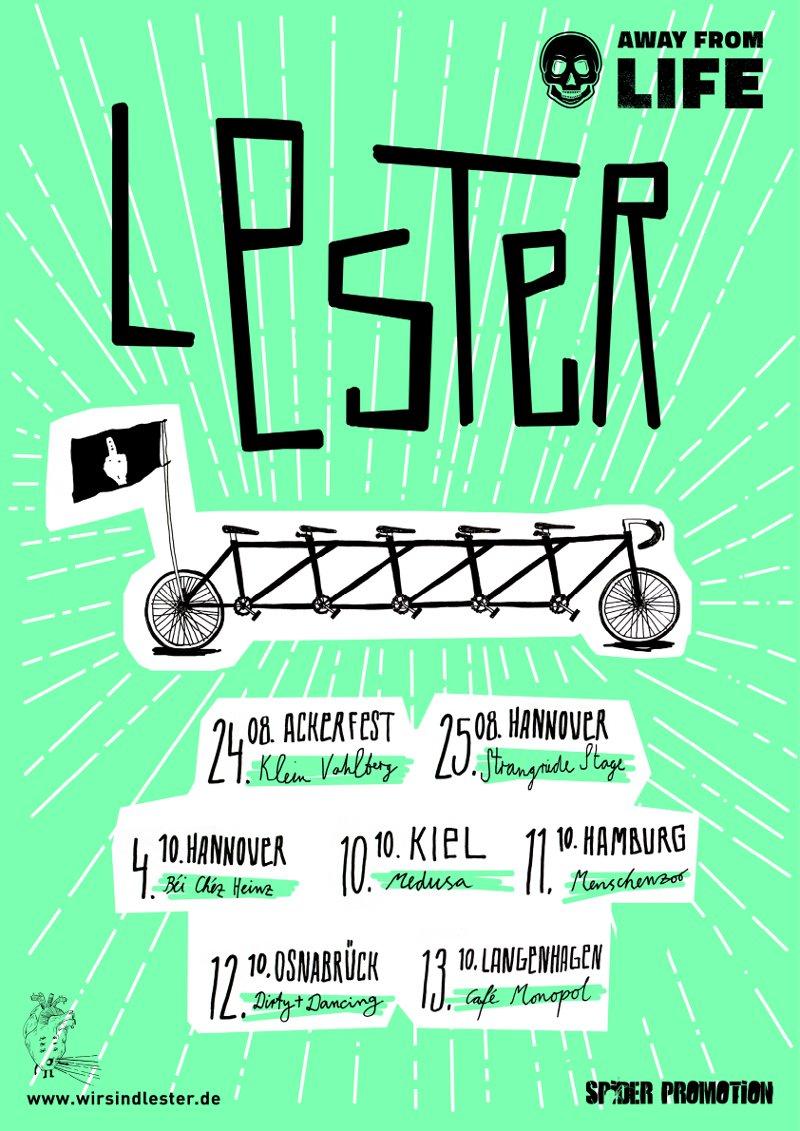 Lester - Tour 2018