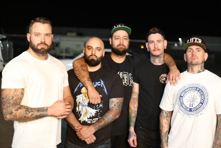Lionheart - Hardcore-Band - 2017