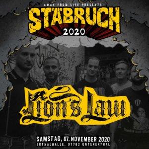 Lion's Law at Stäbruch Fest 2020