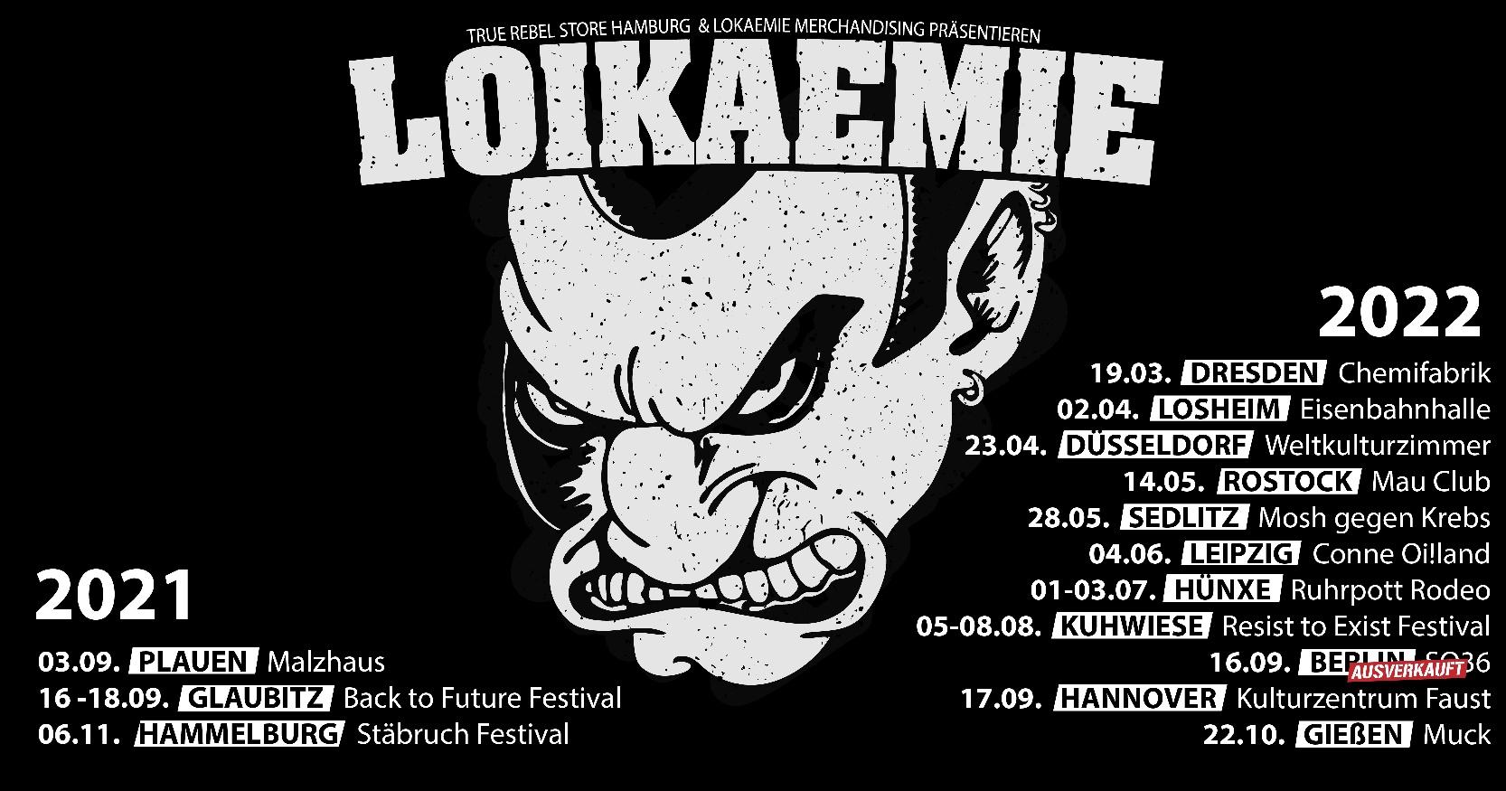 Loikaemie live 2021-2022