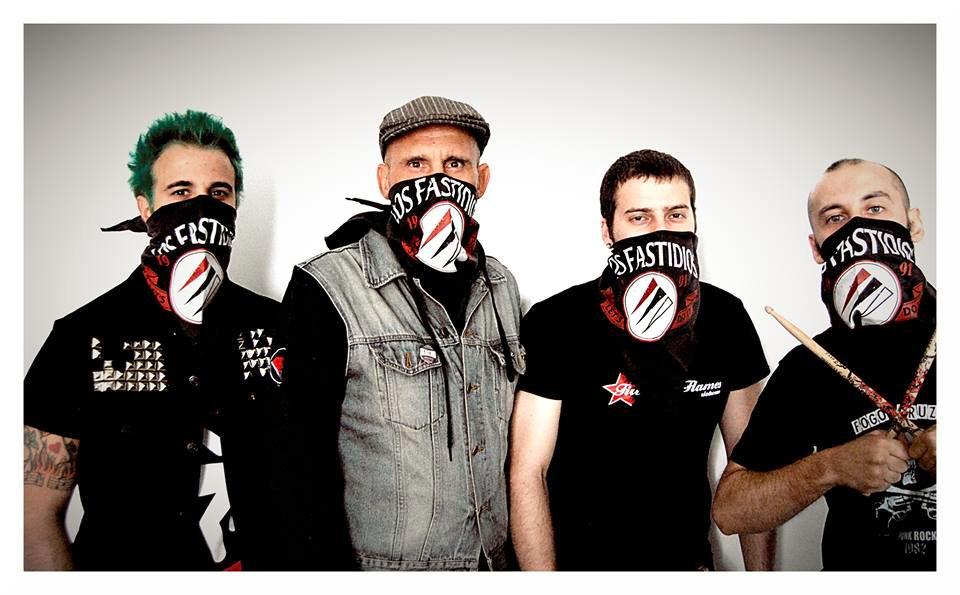 Los Fastidios - Band