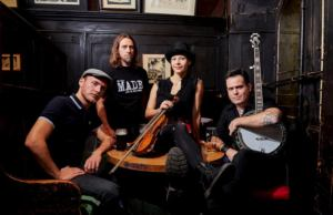 MALASAÑERS - Folk-Punk Band Bamberg-Spain