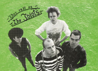 The Idiots – They Call Us : The Idiots (1986/2020)